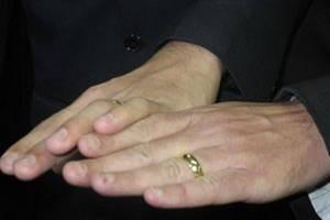 Casamento entre pessoas do mesmo sexo foi autorizado em SC (Foto: Tássia Thum)