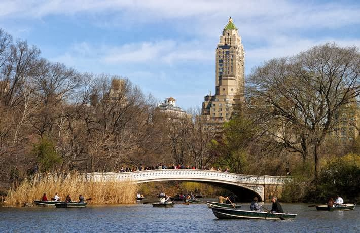 Amazing Pictures of  Central Park - New York