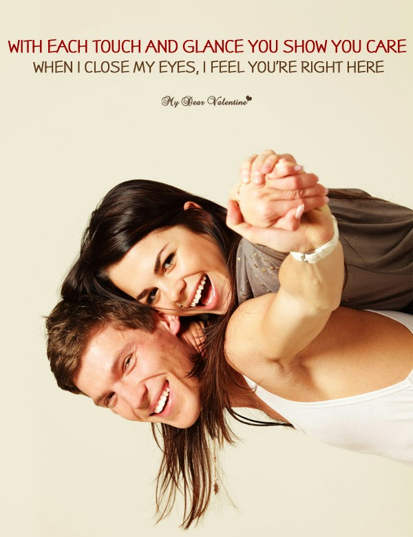 We Are Happy Couple Love Picture Quotes