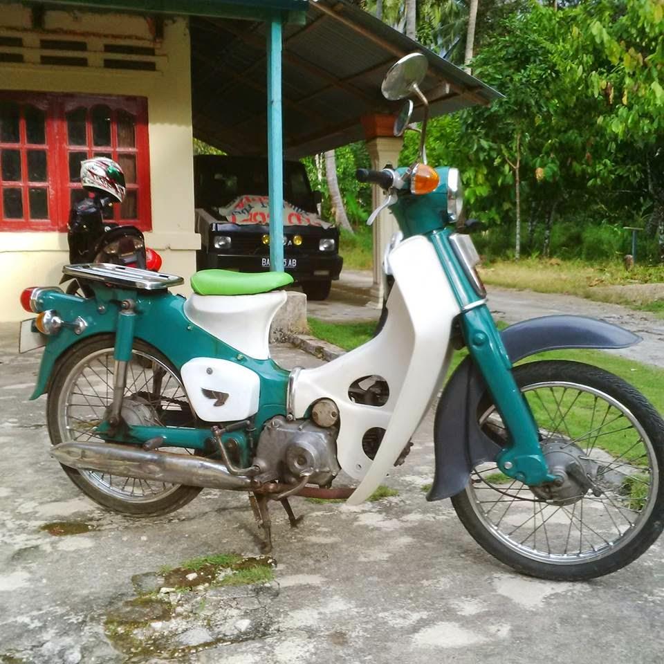 Lapak Honda Pispot