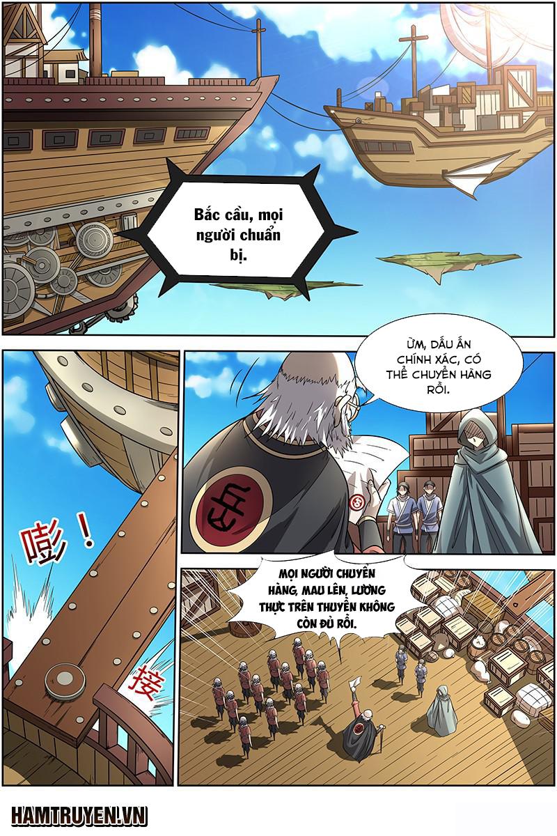 Ngự Linh Thế Giới - Chap 207