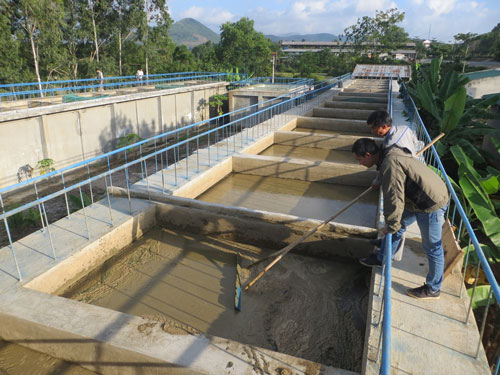 Gia Lai: Dùng nước sông ô nhiễm