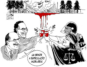 Charge: Latuff e o massacre no Pinheirinho*