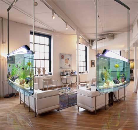 Consigli per la casa archives blog di for Acquario arredamento