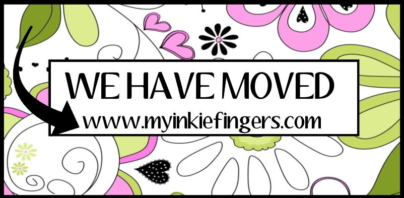 My Inkie Fingers