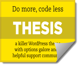 Thesis Framework Theme