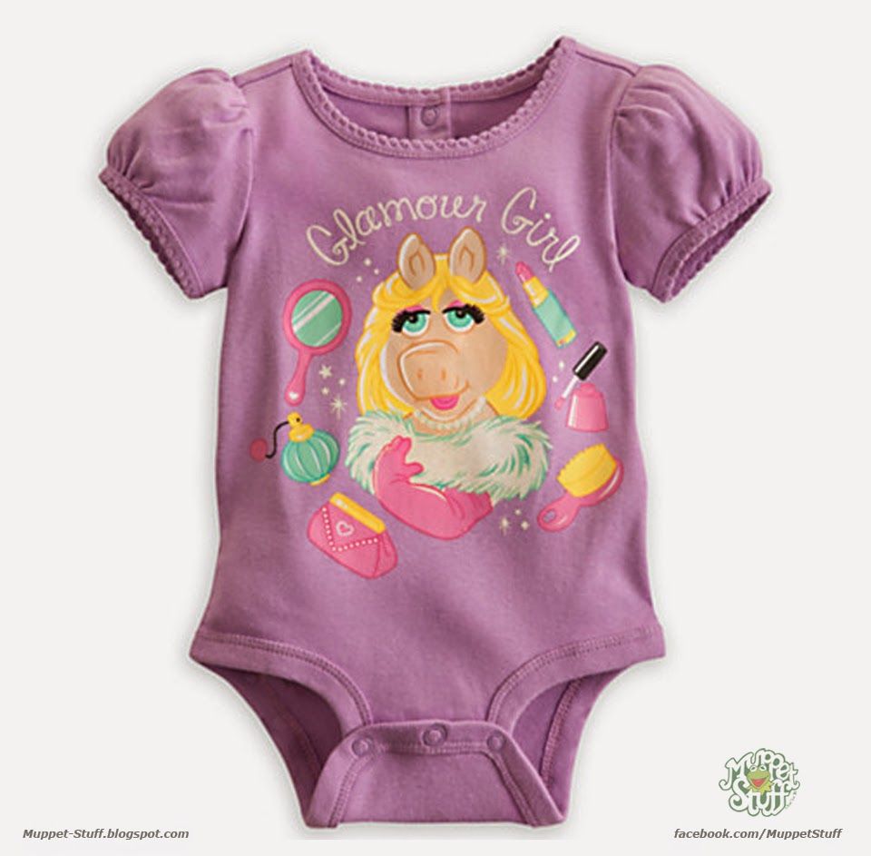 Muppet stuff disney store baby clothes