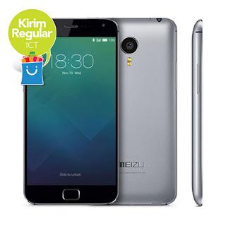 Spesifikasi Harga ICT - Meizu MX 4 Pro Gray Smartphone [32 GB]