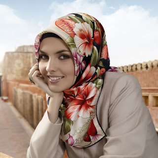 Cara Memakai Jilbab Modis Model Turki Modern