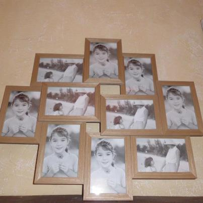 Popurri regalos decoraci n complementos marcos de fotos en palma de mallorca https www - Marco de fotos multiple ...