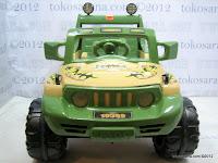 1 Mobil Mainan Aki Junior TR8887 Desert Hero - 2 Dinamo