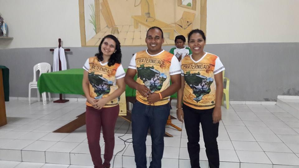 EQUIPE DA CAMPANHA DA FRATERNIDADE 2017