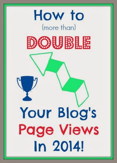 Double your pageviews Weekend re Treat Link Party #50
