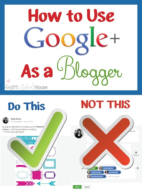 How to Use G+ as a Blogger
