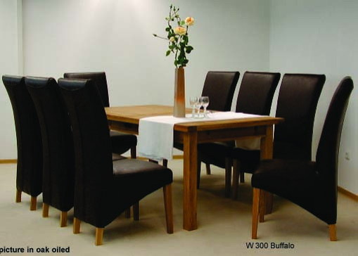 Home Designing How to Care for a Solid Oak Dining Table : SolidOakDiningTableChairs from homedesigni.blogspot.com size 509 x 364 jpeg 29kB