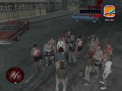 GTA Long Night Zombie-Free Pc Game-Full Version-Fully Download