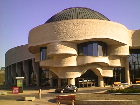 Canadian museum of civilization for Museum of civilization quebec