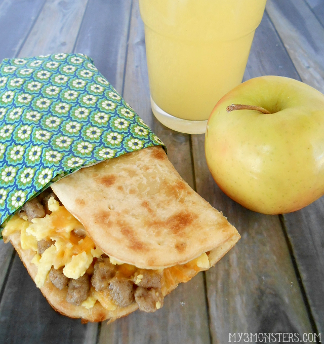 Simplify the AM routine with a better breakfast at my3monsters.com