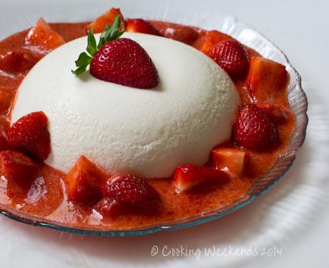 and yogurt tart lemon honey and thyme frozen yogurt panna cotta you ...
