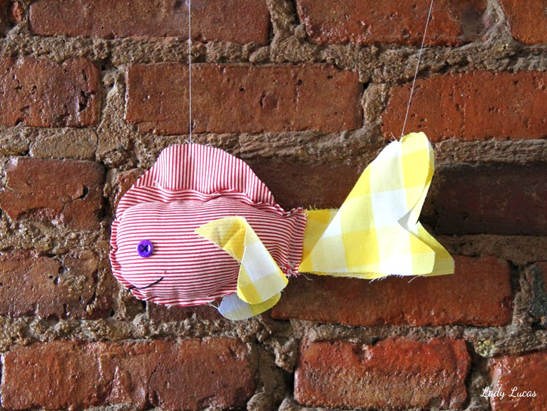 Fish Plush for Art-of-Crafts