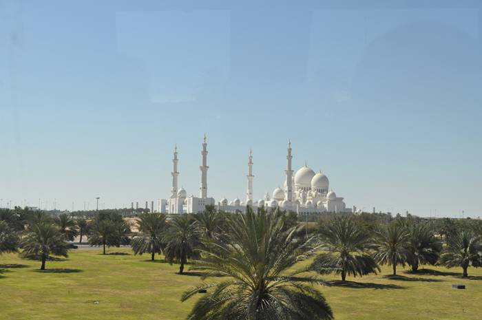 Sheikh Zayed Grand Mosque is located in Abu Dhabi, the capital city of the United Arab Emirates and is considered to be the key for worship in the country. Sheikh Zayed Grand Mosque was initiated by the late President of the United Arab Emirates (UAE), HH Sheikh Zayed bin Sultan Al Nahyan, who wanted to establish a structure which unites the cultural diversity of Islamic world, the historical and modern values of architecture and art.