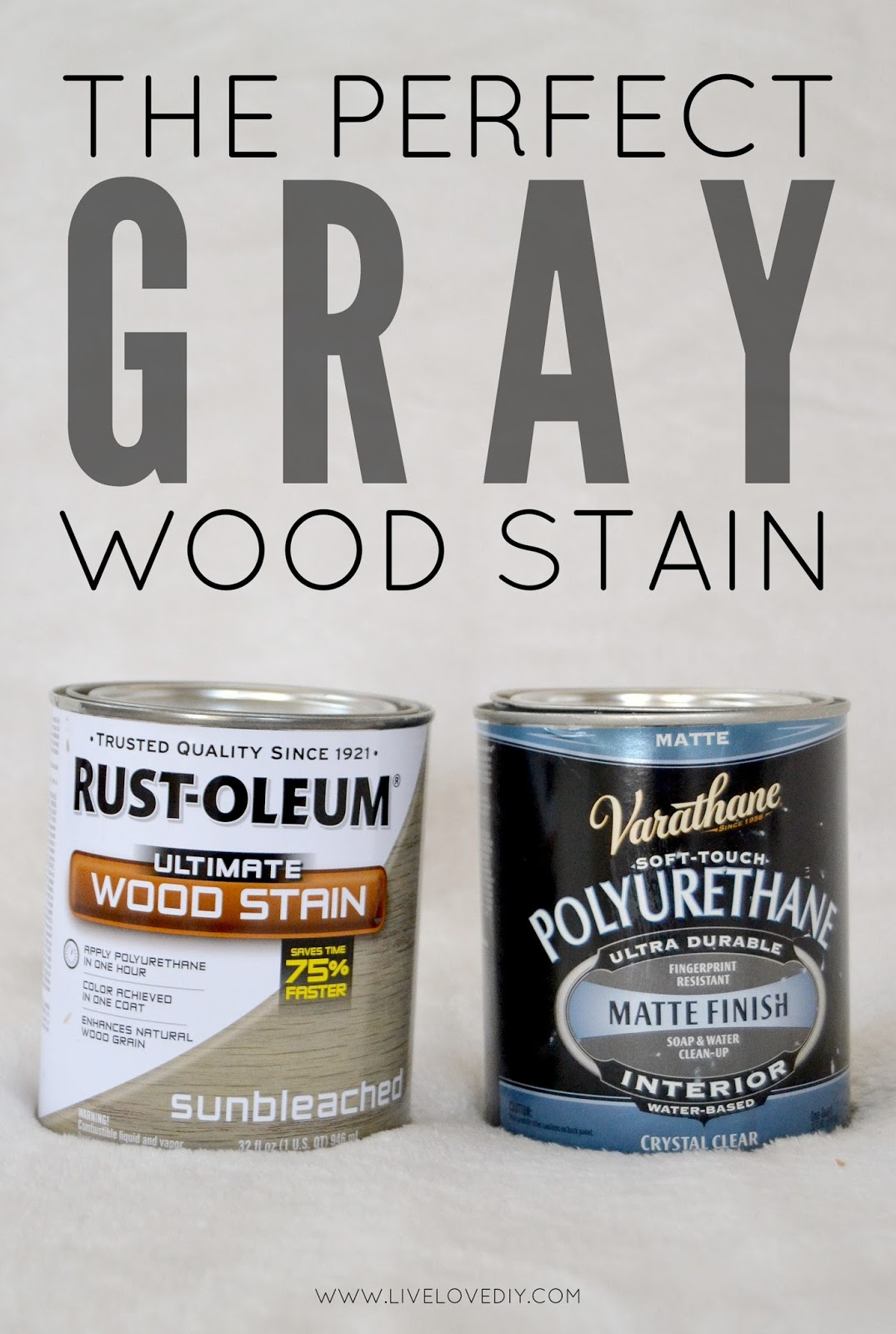 Diy Ikea Rast Hack With Sunbleached Gray Wood Stain