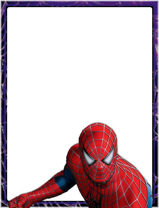 Marcos del hombre araña 4 - Imagui