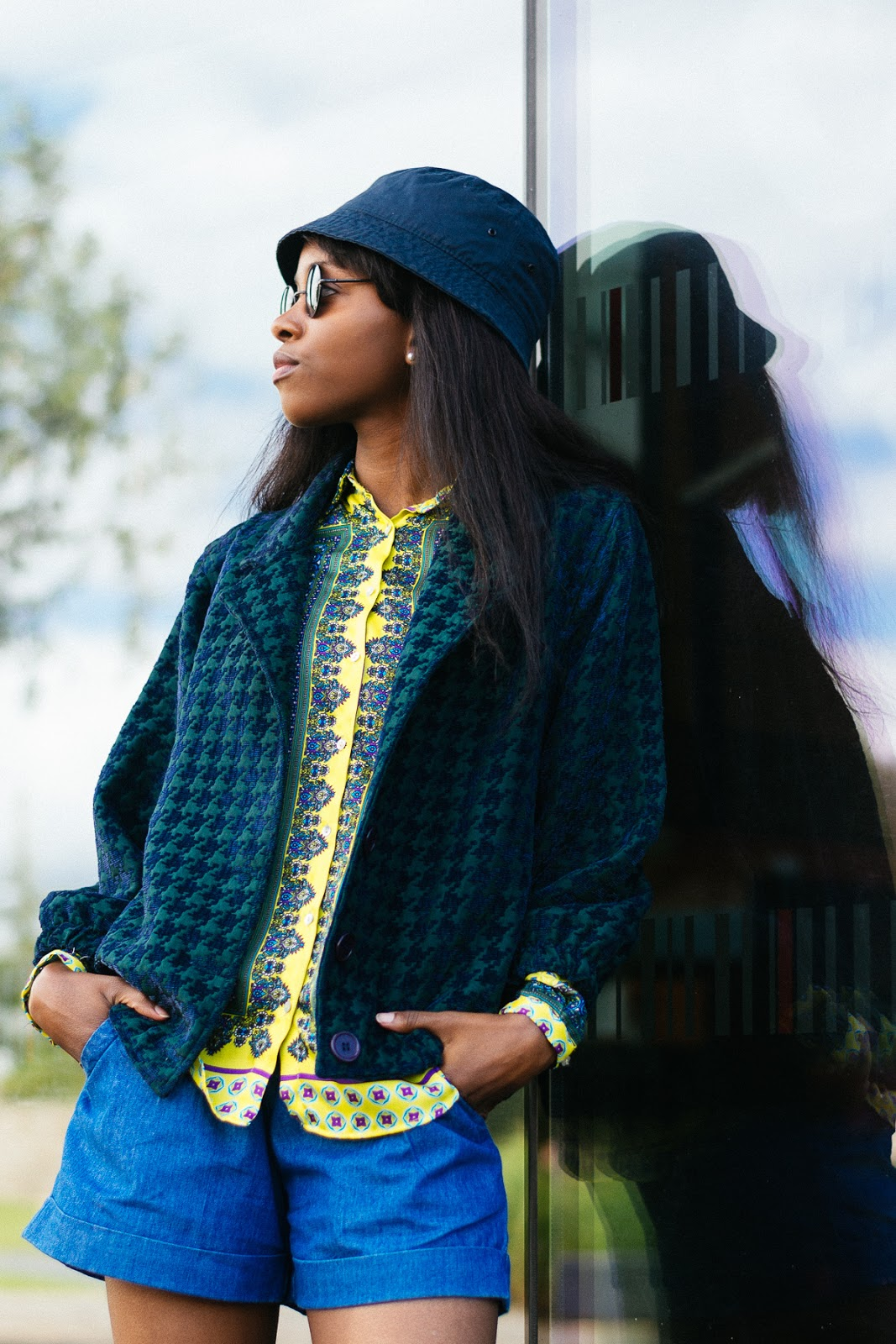 zara paisley shirt, peruvian hair, malaysian hair