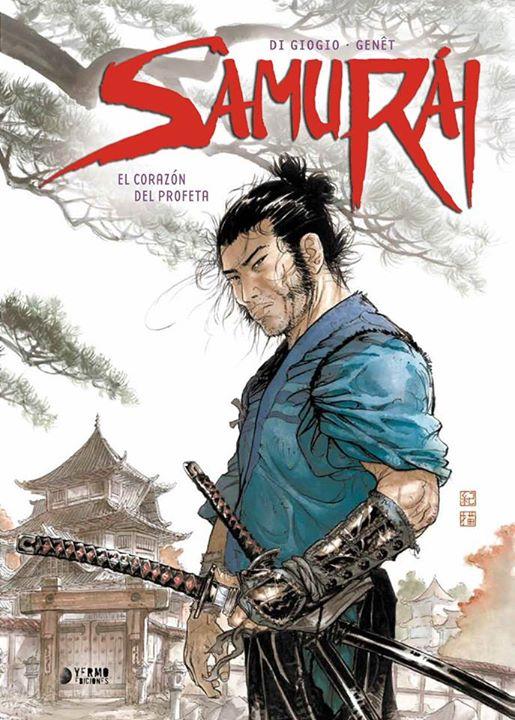 UN POCO DE NOVENO ARTE - Página 39 Samurai%2Bcomic%2B5