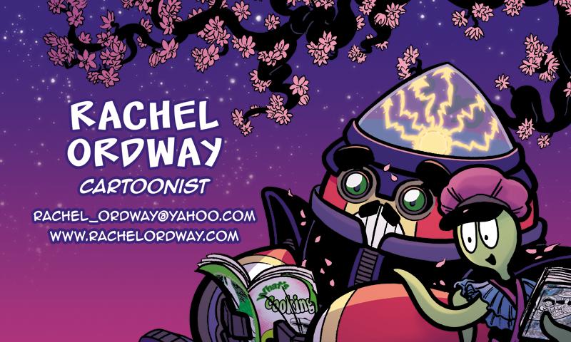 Rachel Ordway's Portfolio