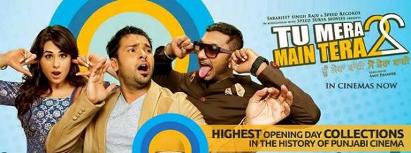 Tu Mera Bhai Mai Tera Bhai Movie Full 2013