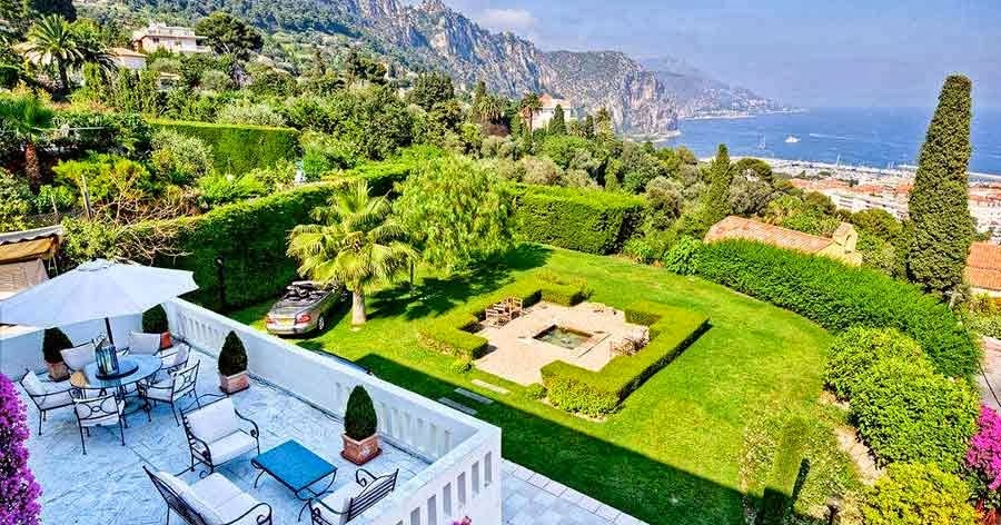 Top 5 Villa Views in the South of France