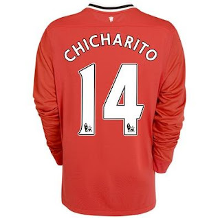 Man Utd new home jersey