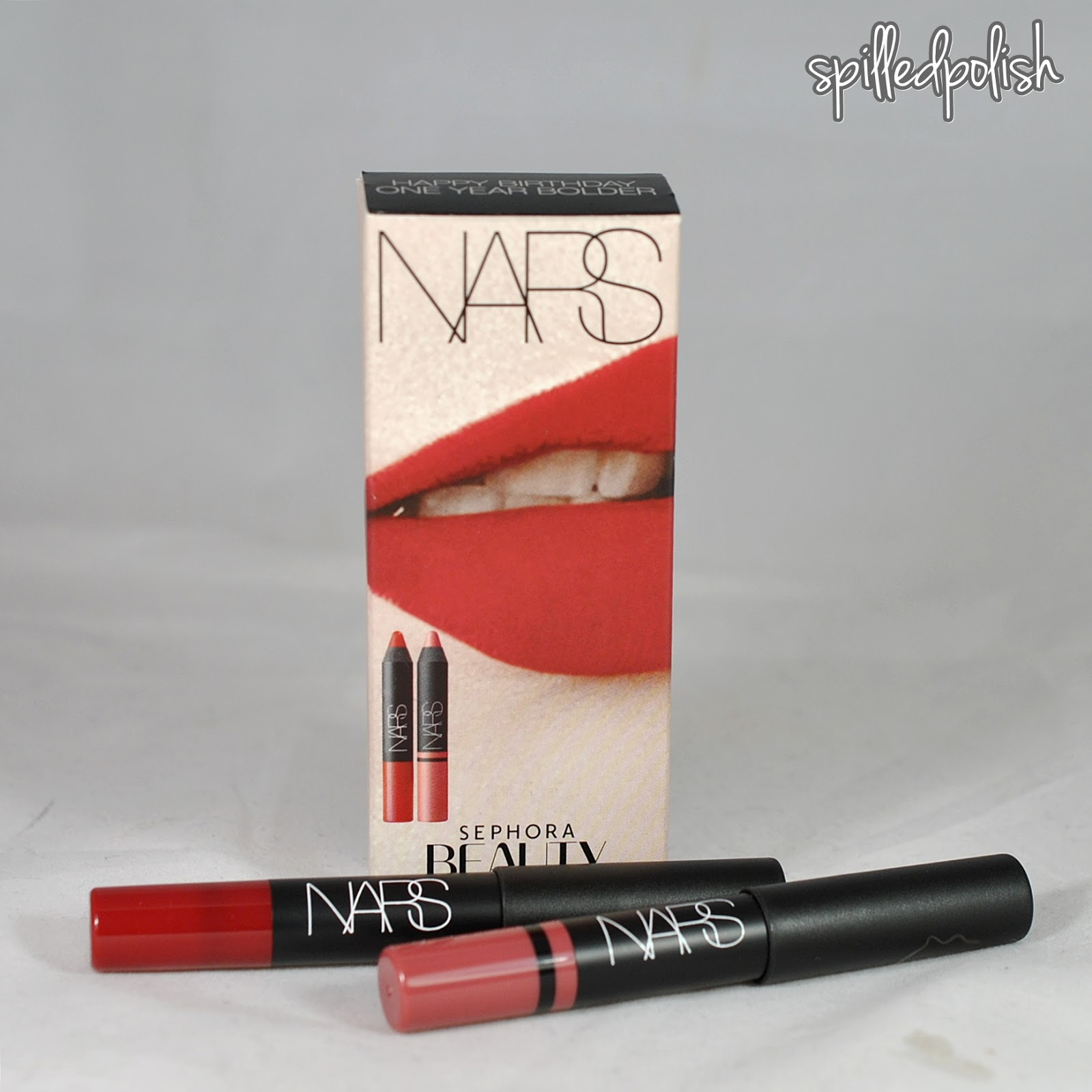 More Birthday Gifts Every Year Sephora Gives All Beauty Insiders A Free Gift This They Gifted Two Nars Lip Pencils