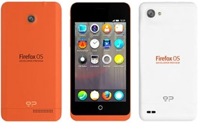 Firefox Smartphone Sold Out After Few Hours