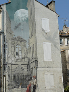 Angouleme street art French Village Diaries