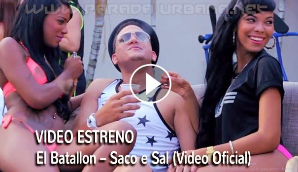 VIDEO ESTRENO – El Batallon – Saco e Sal (Video Oficial)