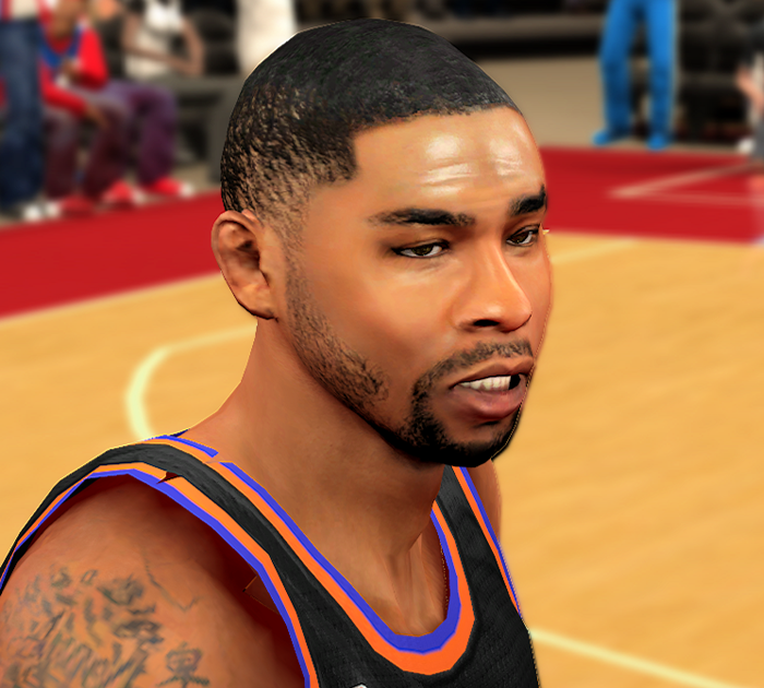NBA 2K14 Marcus Morris Cyberface Patch