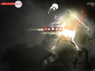 Kolo Toure Wallpaper