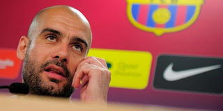 Pep Guardiola Guardiola: Barca Will Attack Milan