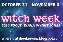 Diana Wynne Jones celebration readalong