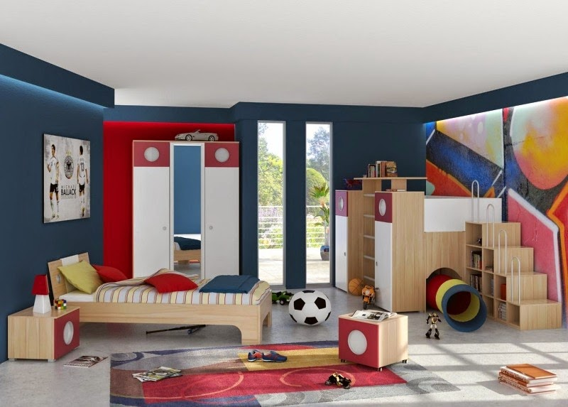 22 Kids room decorating ideas for teen boys