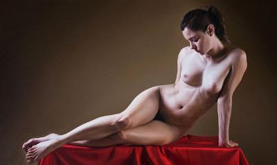 Desnudo Mujer Lienzo Pintura Al Leo En Nuryba Envio Gratis