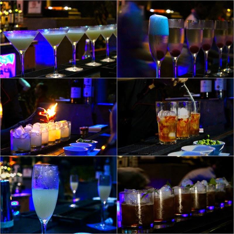 Martini Mixing Night with Ken Love and Pedro Rafael @ Taj West End