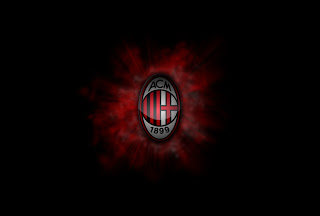 ACM 1899 Milan Football Club Logo HD Wallpaper