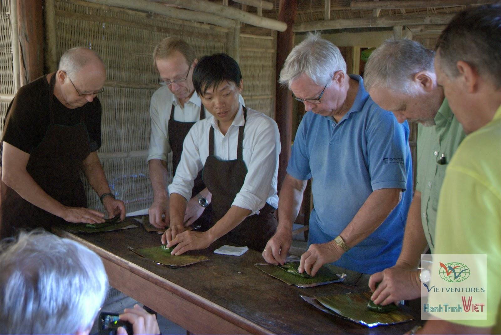 Trải nghiệm tour học nấu ăn tại làng rau Trà Quế, Hội An