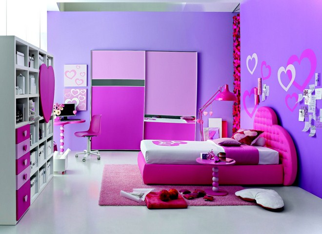 Teenage Girl Bedroom Ideas for Small Rooms and House - HAG Design