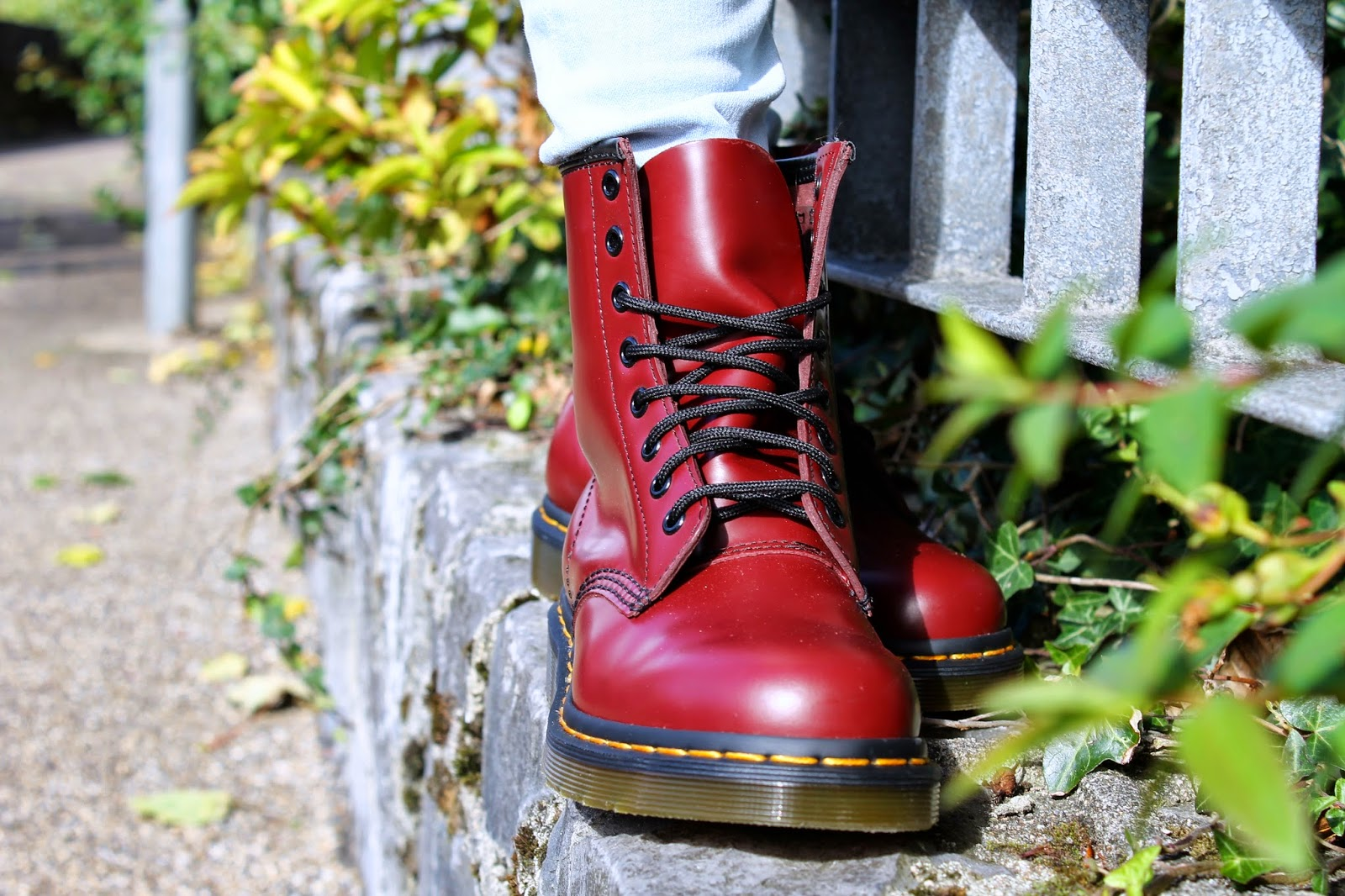 1460 Dr Martens Blog post