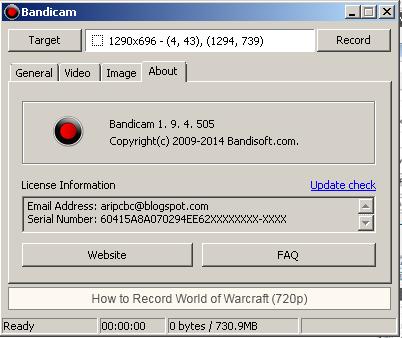 Keymaker для Bandicam скачать бесплатно - фото 2