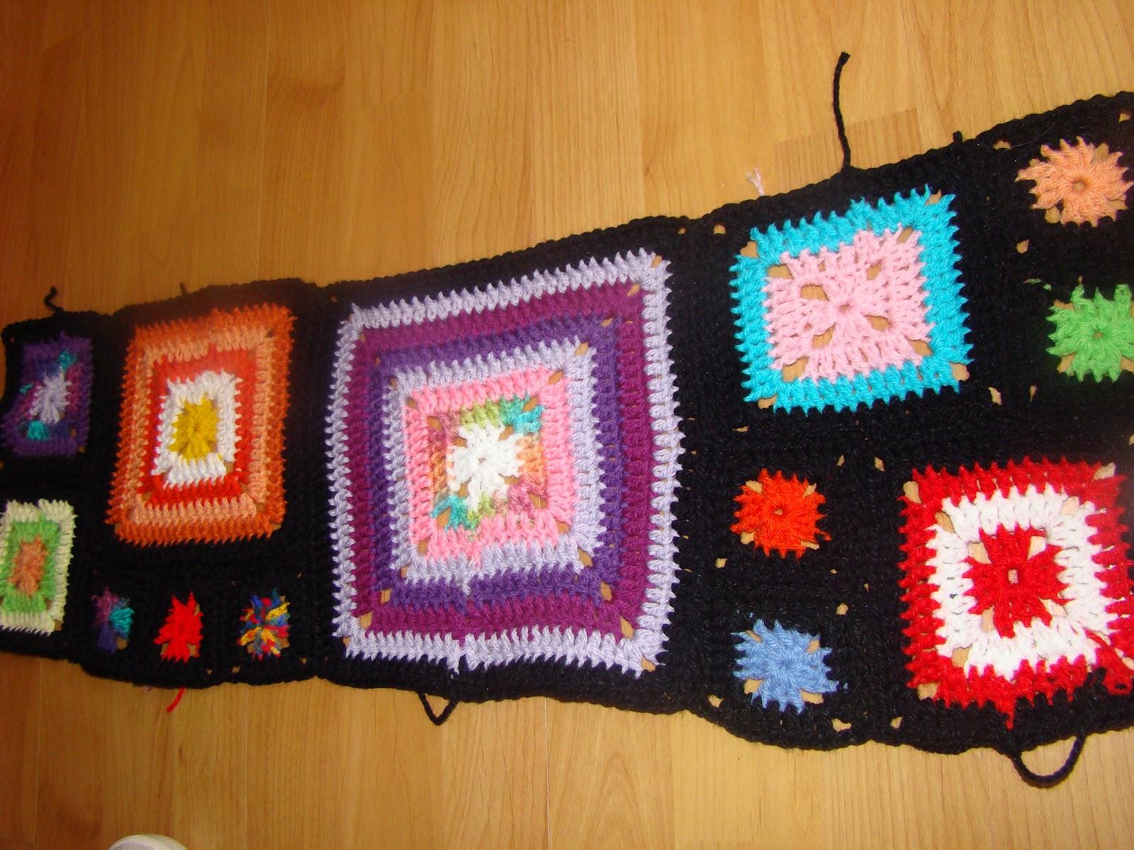 Вязание игрушки крючком бабушкин квадрат